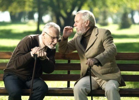πρεσβυακουσία - απώλεια ακοής